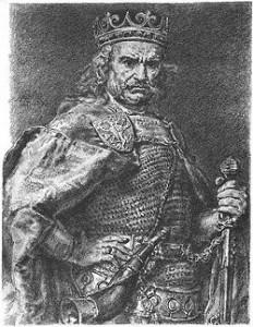 Król Władysław Łokietek