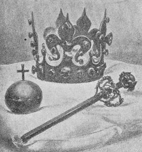 Insygnia Grobowe króla Kazimierza Wielkiego