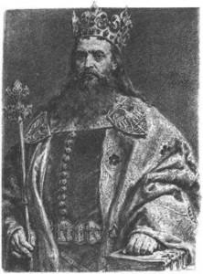 Król Kazimierz III Wielki