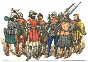 Rycerze za panowania Kazimierza Wielkiego