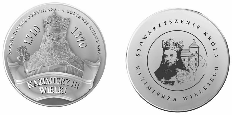 2-medal srebrny
