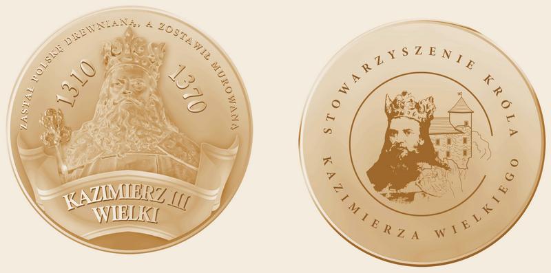 3-medal złoty